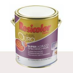 Tinta Emborrachada Resicolor Papel Craft 3,2 L